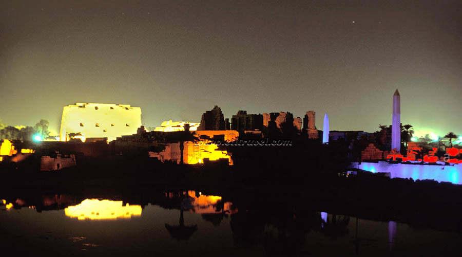 Karnak Sound Light Show