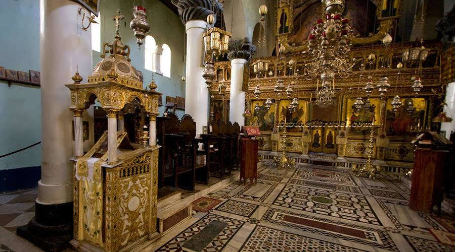 St Catherine Monastery Dahab