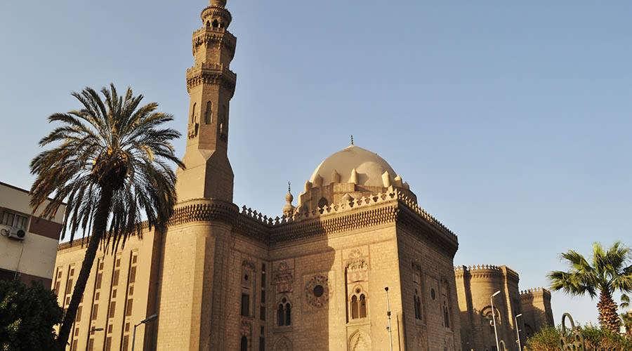 Sultan Hassan mosque Cairo