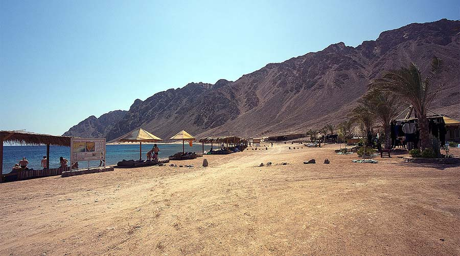 Three Pools Dahab Egypt