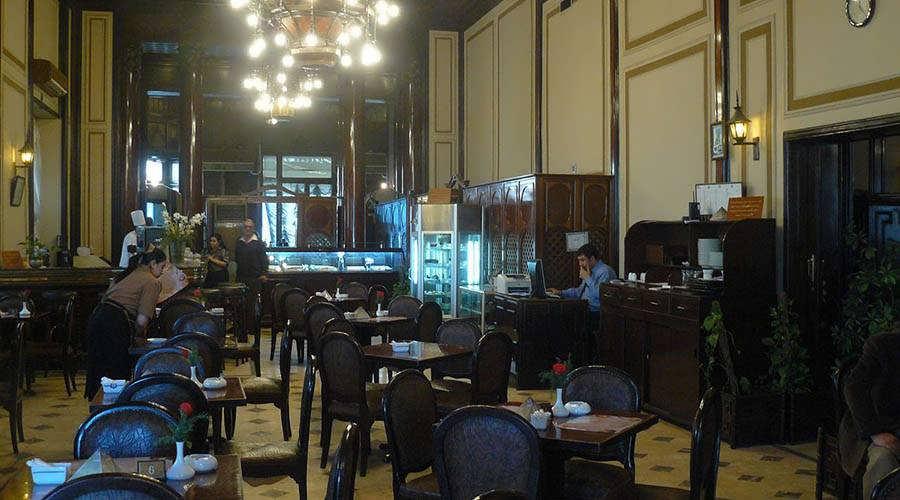 Trianon Cafe Alexandria