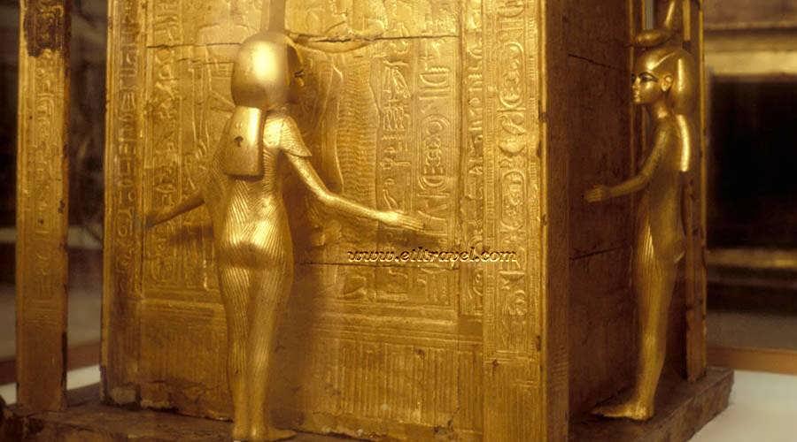 Tutankhamun tomb Luxor