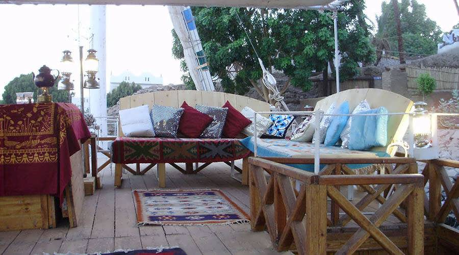 Two days felucca Aswan