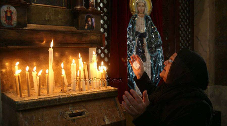 Virgin Mary apparitions Cairo