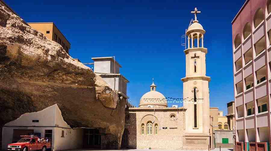 Virgin Mary monastery Dronka