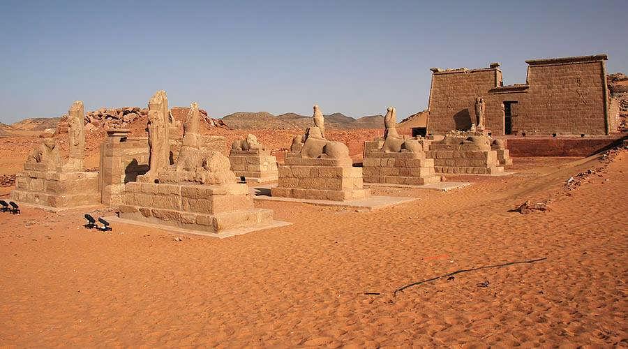 Wadi Es Sebua temple