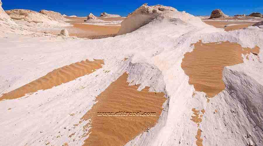 White Desert Farafra Oasis