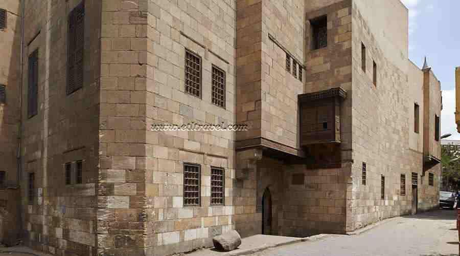 Zeinab Khatoun House Cairo