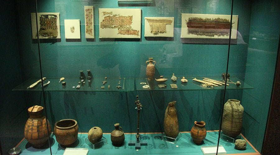 Nubian Museum Aswan Egypt