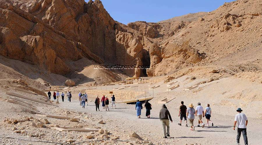 Ancient Luxor Egypt
