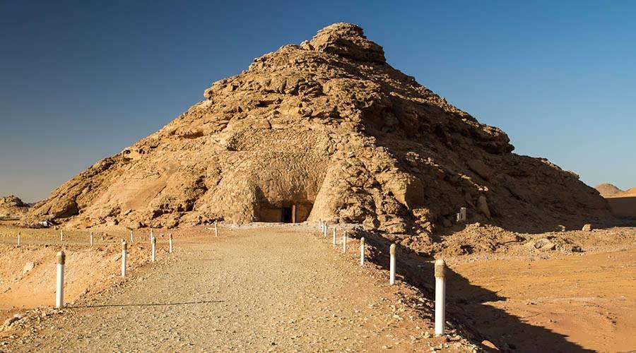 Penout tomb Aswan Egypt