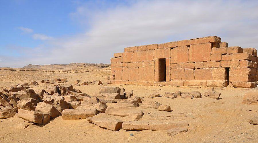 Qasr El Sagha Fayoum Egypt