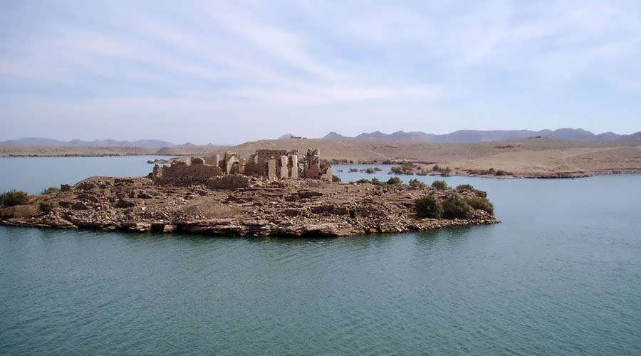 Qasr Ibrim Aswan Egypt