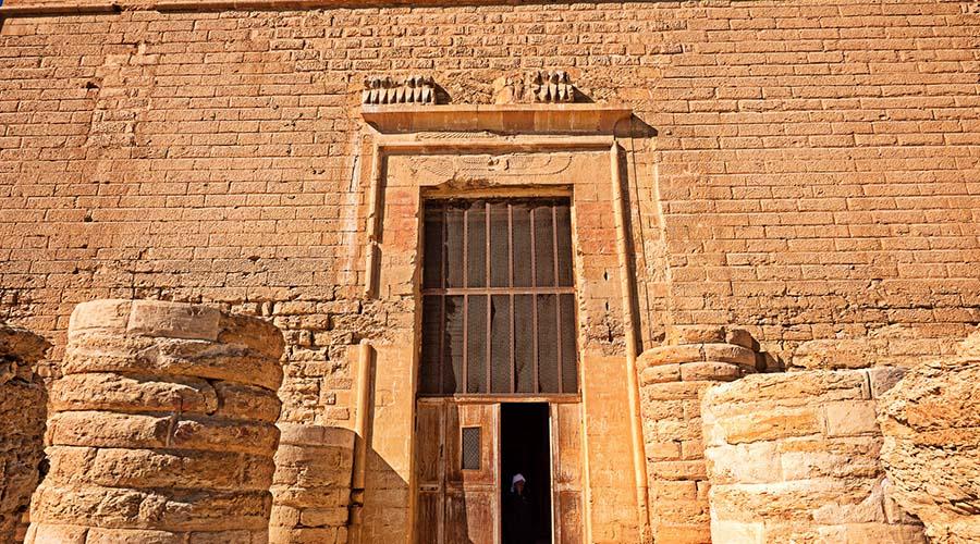 Qasr Qarun Fayoum Egypt