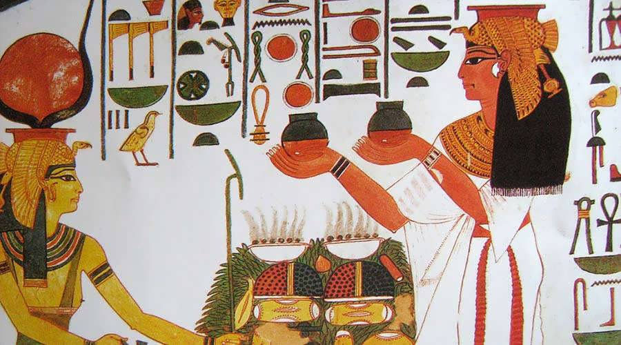 Queen Nefertari tomb Luxor