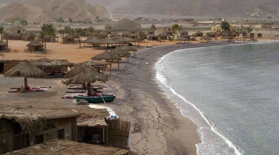 Ras Shaitan Nuweiba Egypt
