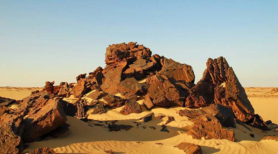 Egypt Deserts and Oases