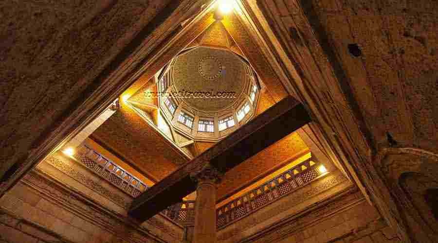 Roda Island Nilometer Cairo
