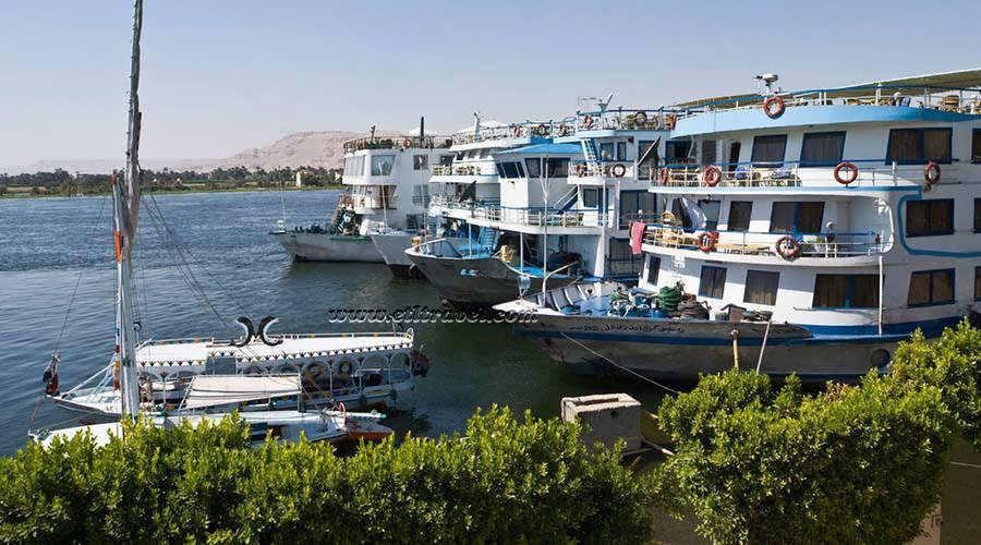 Nile cruise 8 days tour