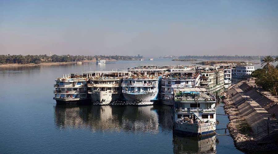 Round Trip Nile cruise from Luxor