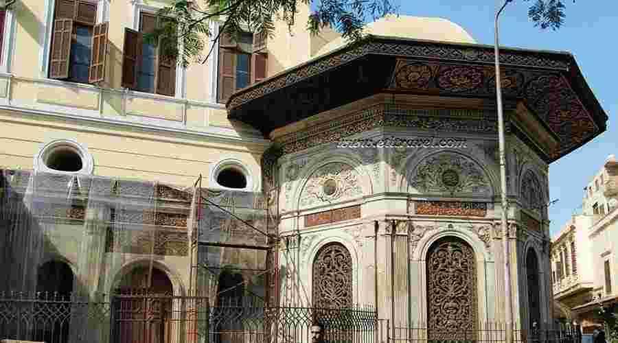 Sabil Umm Abbas Cairo
