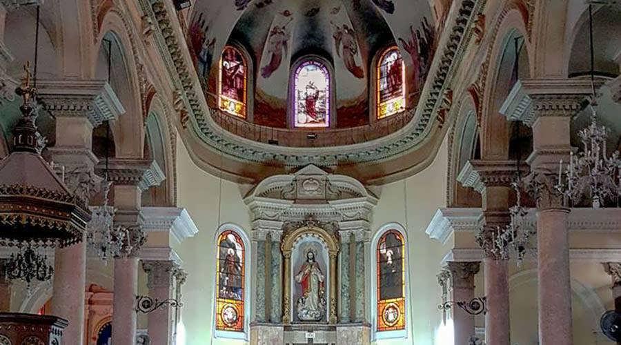 Sacred Heart Church Alexandria