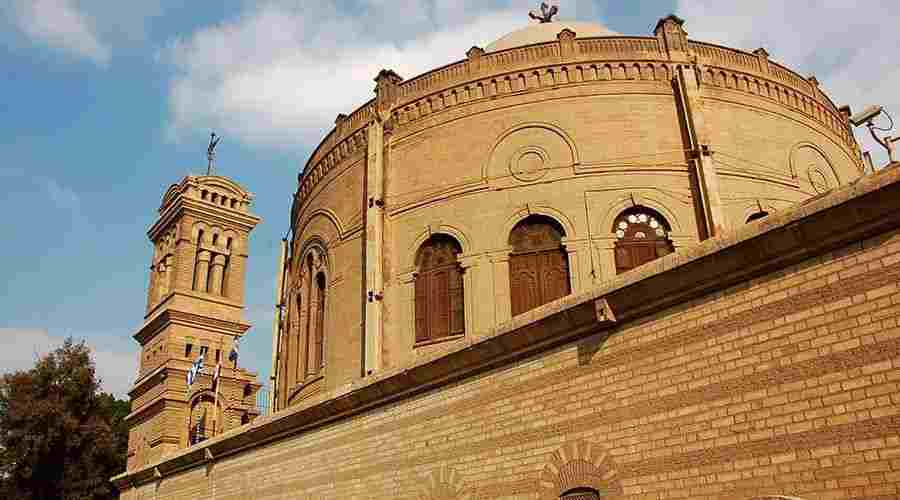 Saint Barbara church Cairo