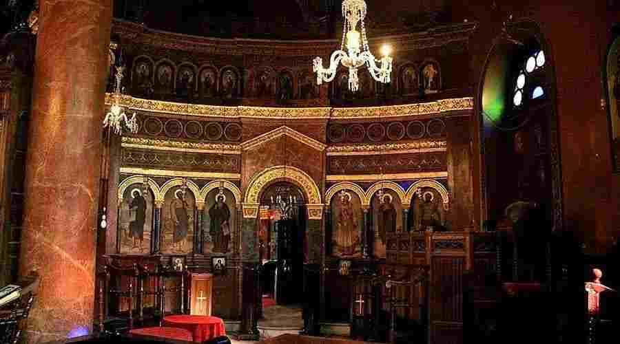 Saint George church Cairo
