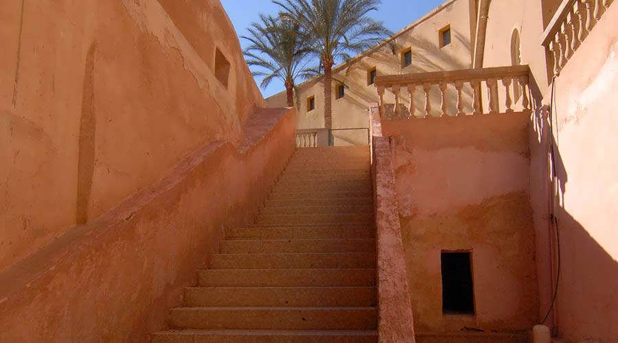 Saint Macarius Monastery Egypt