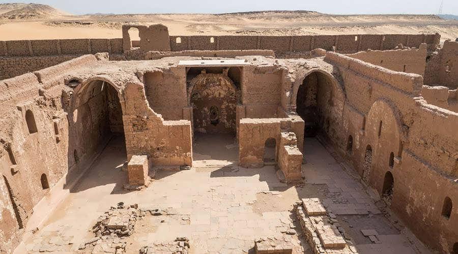 Saint Simeon Monastery Aswan