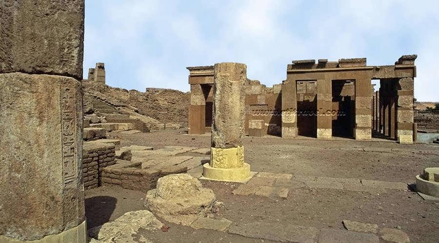 Satis temple Aswan