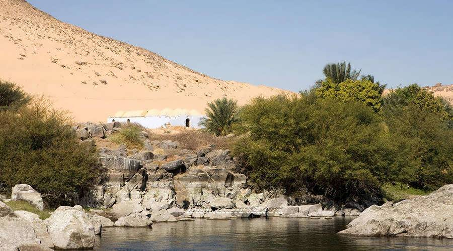 Sehel Island Aswan