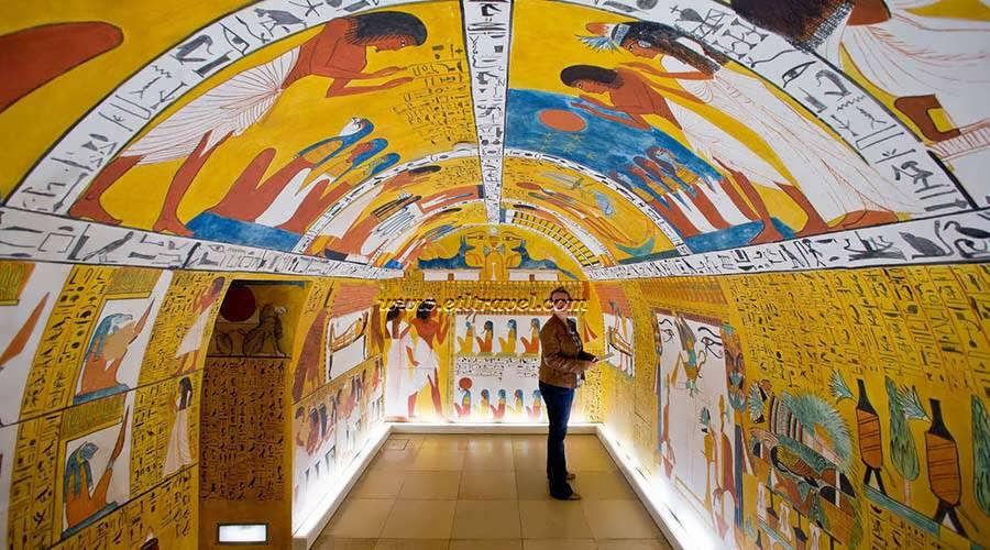 Sennedjem tomb Luxor