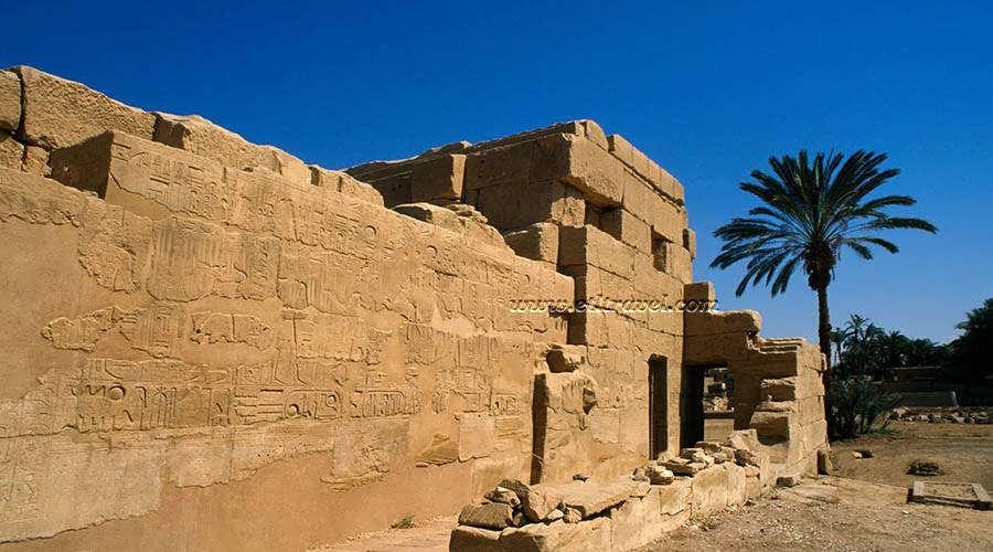 Seti I temple Luxor