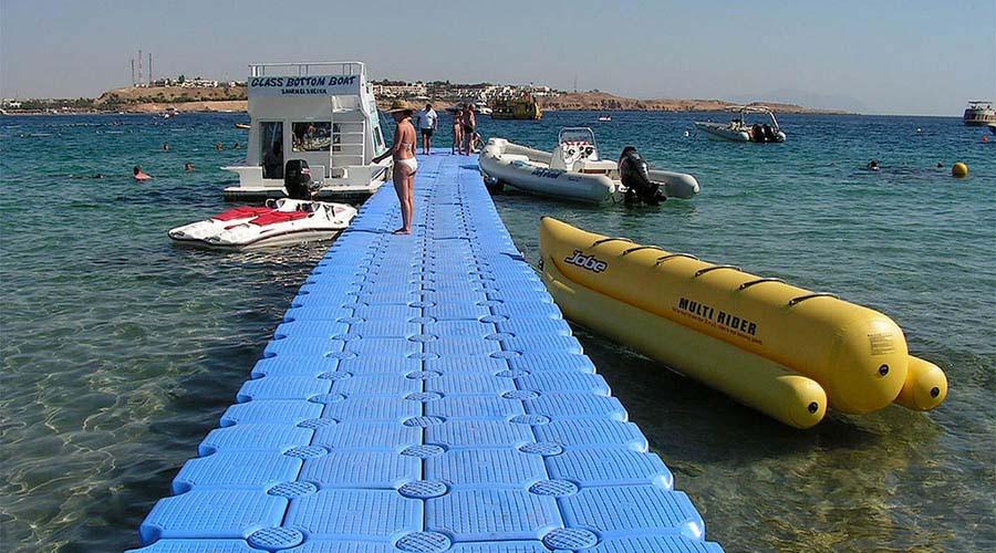 Sharm Banana Boat Ride