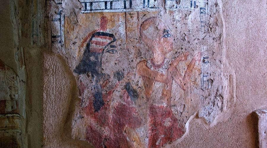 Shuroy tomb Luxor