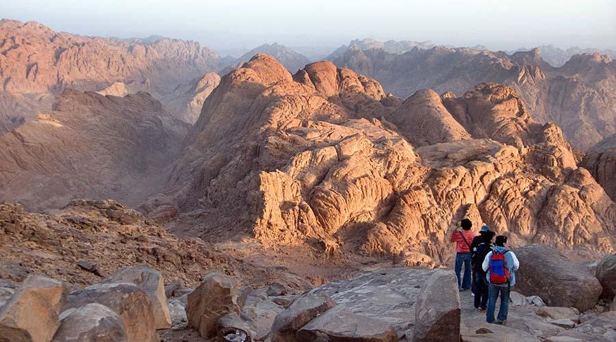 Sinai Mount Trekking