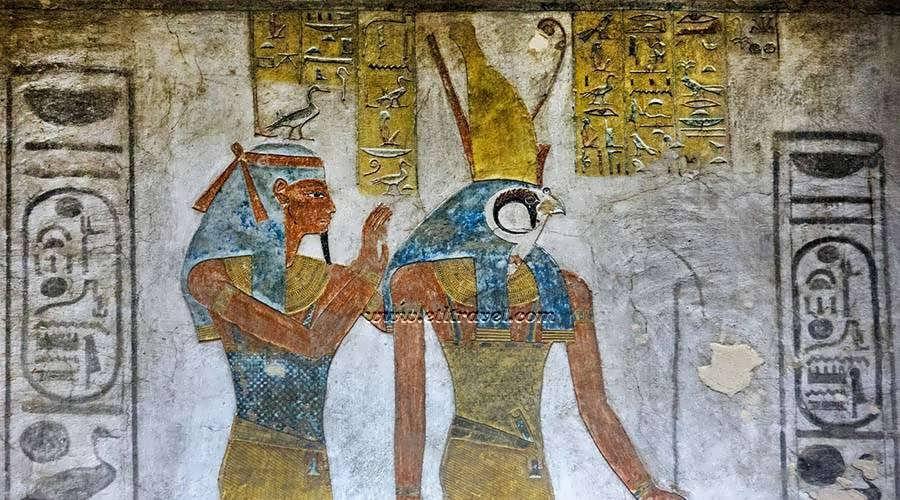 Siptah tomb Luxor