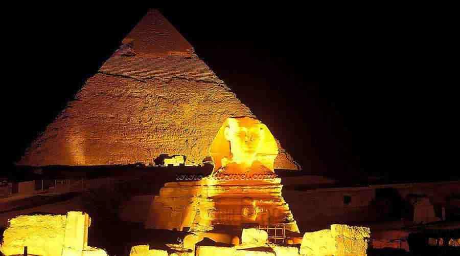Sphinx Sound Light Show