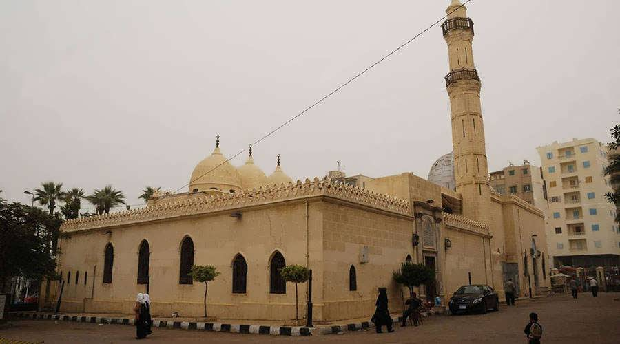 Imam Al Busiri Mosque