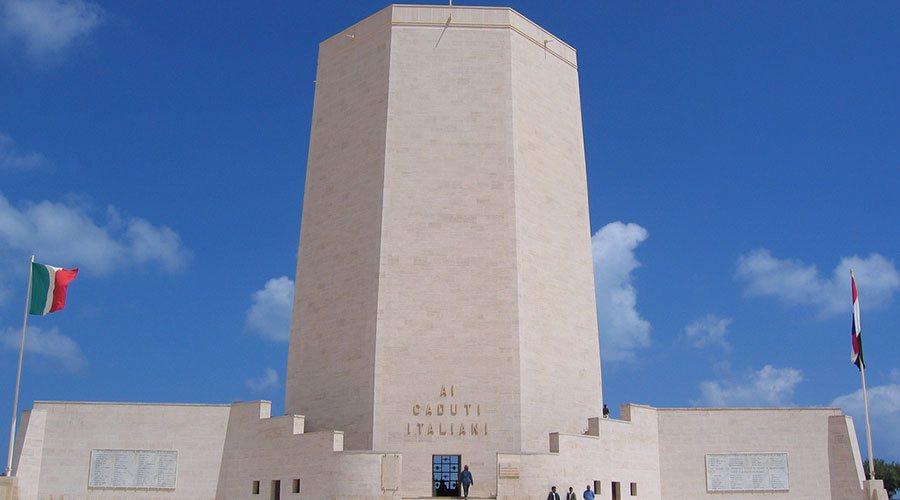 Italian War Memorial Egypt