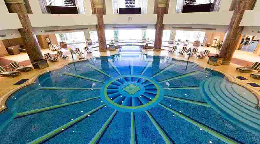 JW Marriott Mandara Spa