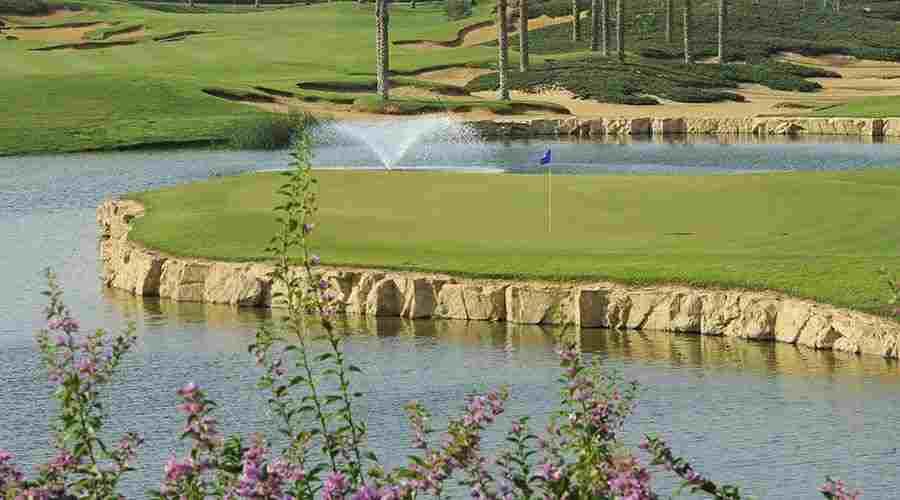 Katameya Dunes Golf course
