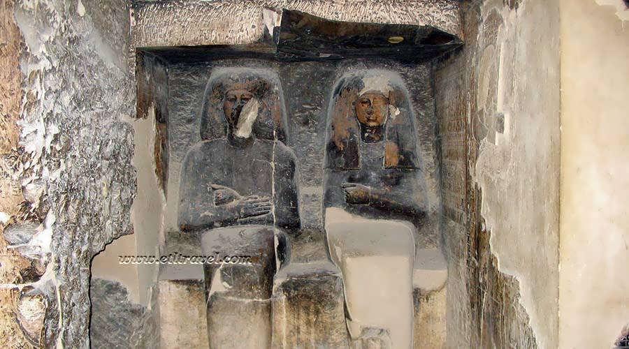 Khaemhet tomb Luxor Egypt