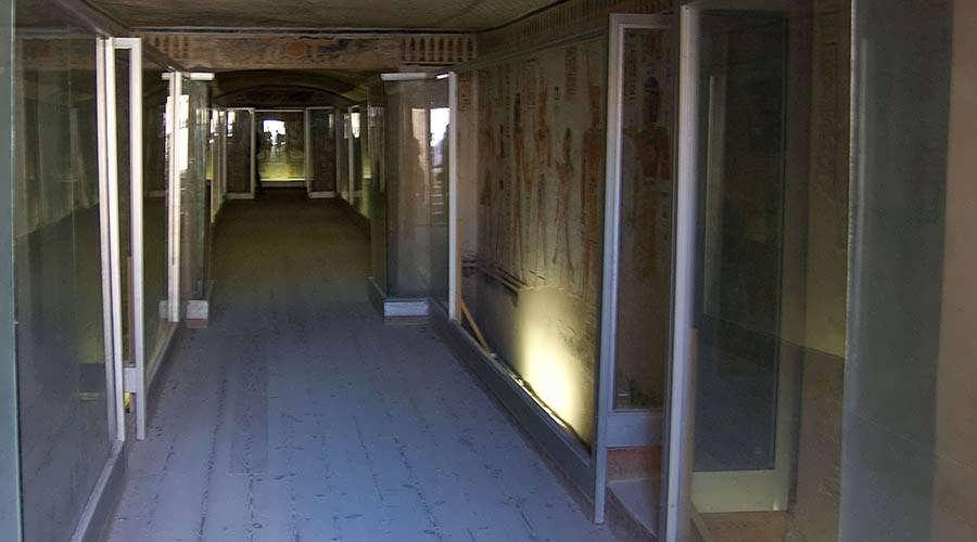 Khaemwaset tomb Luxor