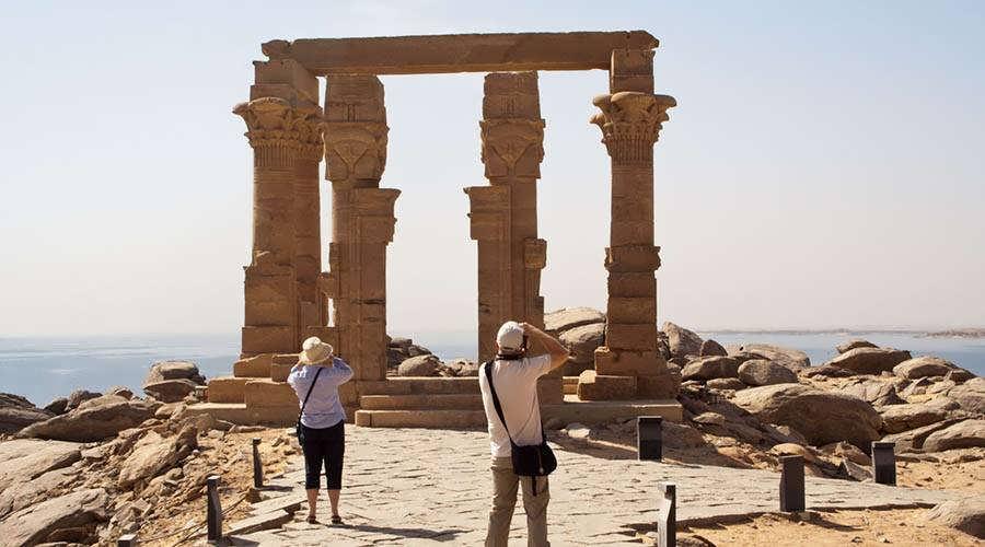 Kiosk of Qertassi Aswan
