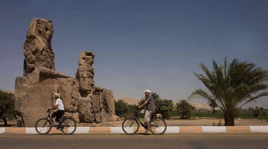Luxor Bicycle Rent Egypt