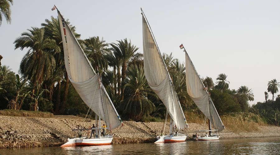 Luxor Felucca tour