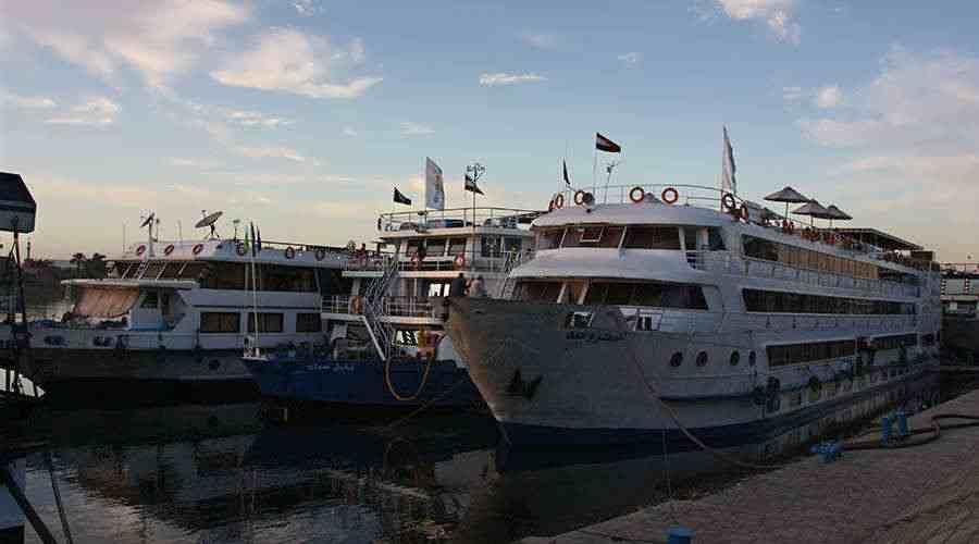 Luxor Nile cruises