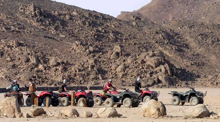 Luxor Quad Biking tour